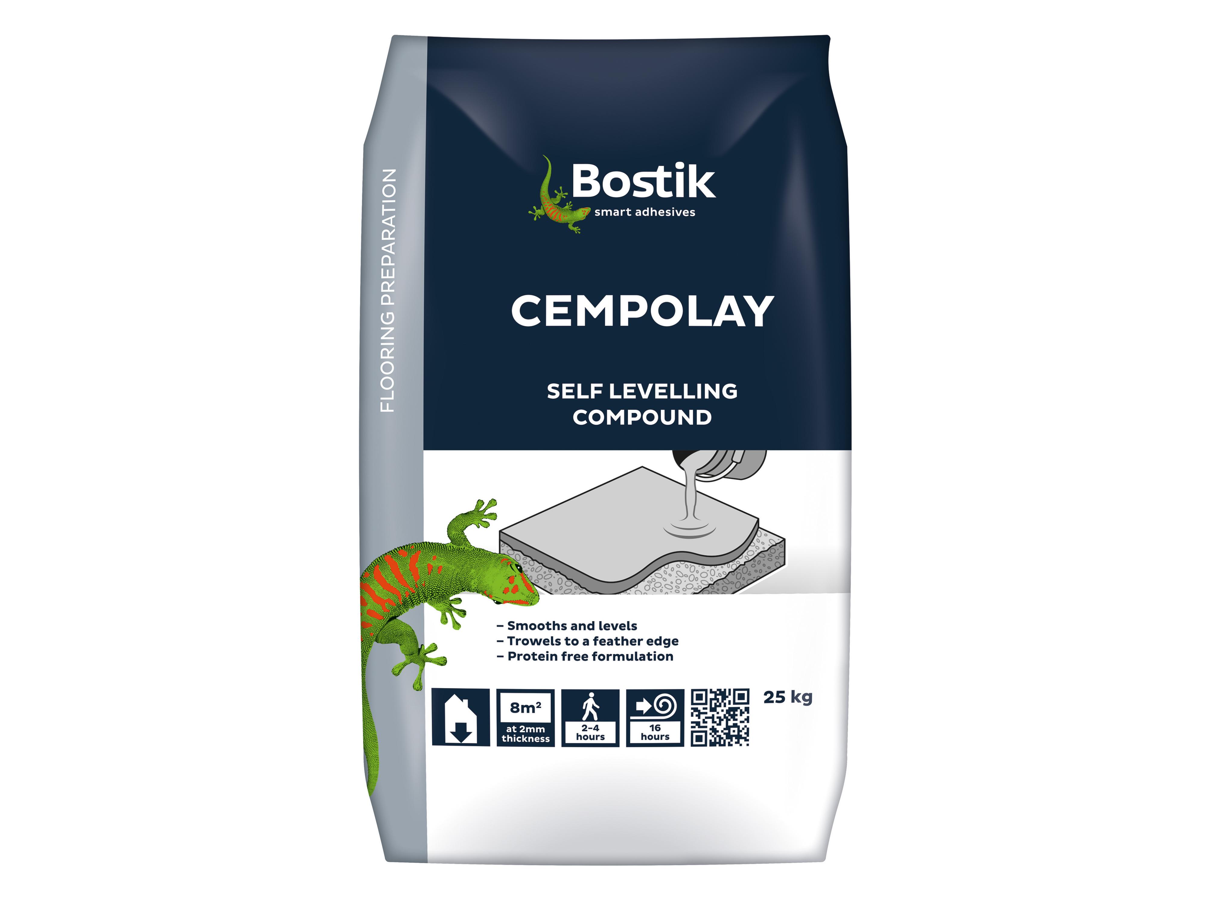 Subfloor Preparation Cempolay Bostik