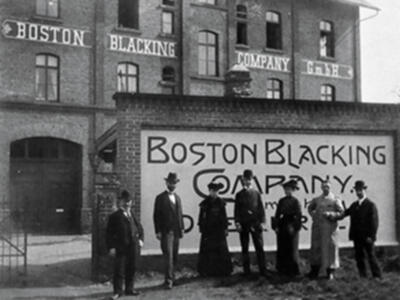 Bostik global boston blacking company