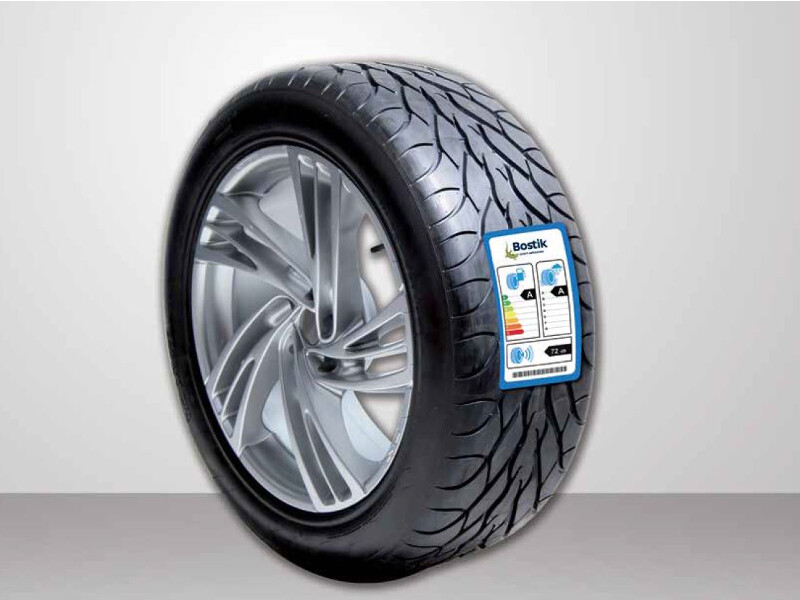 tire label adhesives